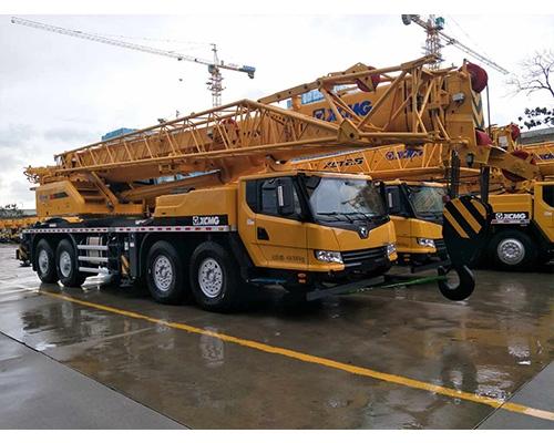 徐工 80吨起重机