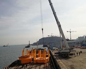大连疏港路拓宽改造工程
